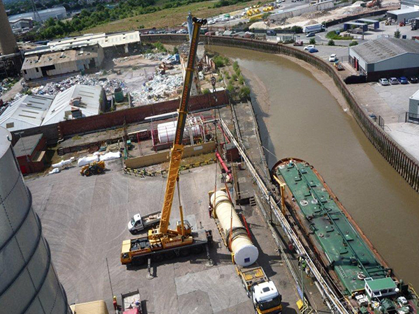 Sangwin Complete Lift for Cargill UK PLC