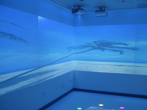 Sangwin Supply State of The Art Sensory Equipment to Welsh School, Ysgol y Gogarth