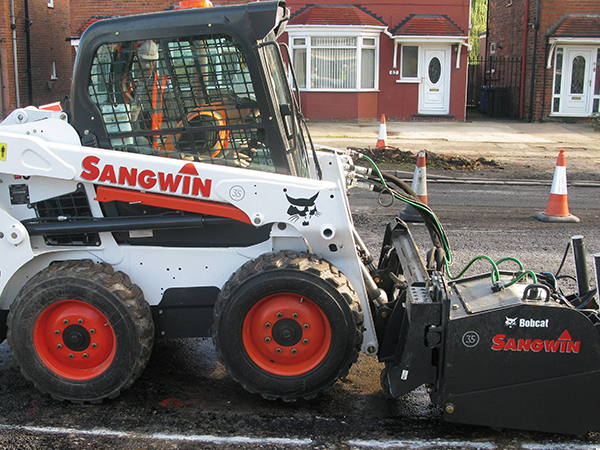 New Sangwin Bobcat Feature