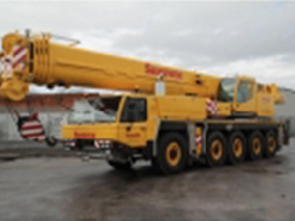 Sangwin Plant Hire Buy New 110t Crane
