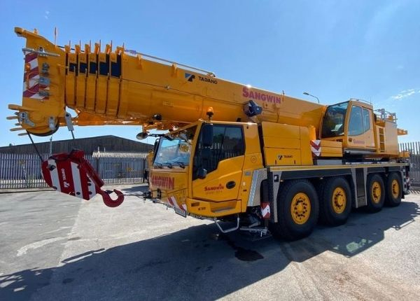 A New Addition to the Fleet for Sangwin Plant Hire