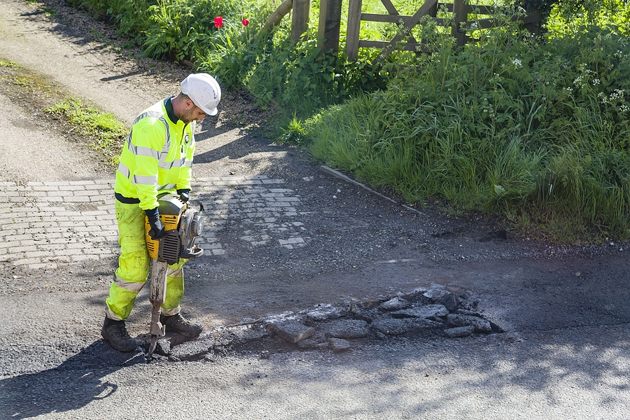 The Most Repaired Pothole road In East Lancashire In 2020