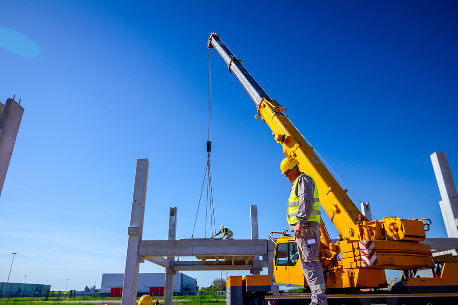 Five Steps To Take Whilst Operating A Mobile Crane