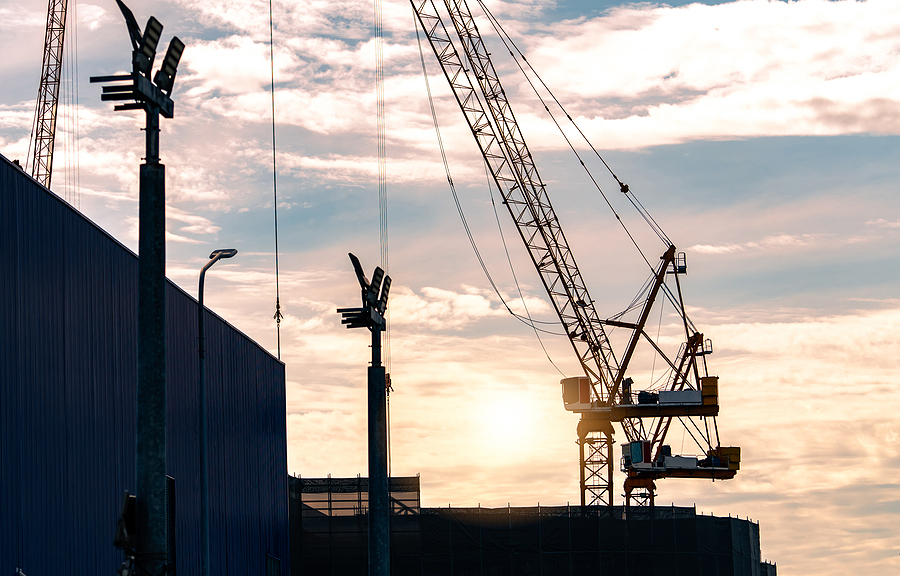 How Cranes Led To The Invention Of Modern Construction