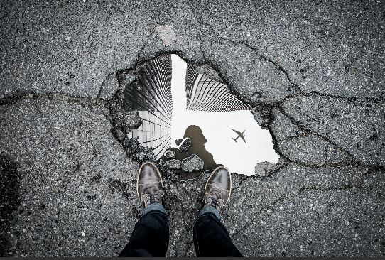 Drones Could Be Used To Locate Potholes